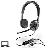 Plantronics Blackwire C520 USB Headset