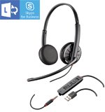 Plantronics Blackwire C325-M USB Headset w/ 3.5mm Jack