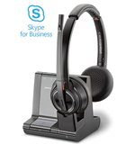 Plantronics Savi 8220-M 3-in-1 Wireless Headset