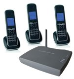 HTT UT-300D Digital Cordless Phone Systems