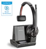 Plantronics Savi 8210-M 3-in-1 Wireless Headset