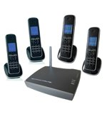 HTT UT-400D Digital Cordless Phone Systems