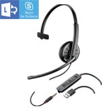 Plantronics Blackwire C315-M USB Headset w/ 3.5mm Jack