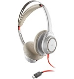 Plantronics Blackwire 7225 Stereo USB-C Headset (White)