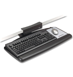 3M AKT65LE Adjustable Keyboard Tray