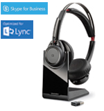 Plantronics Voyager Focus UC B825-M Bluetooth Headset