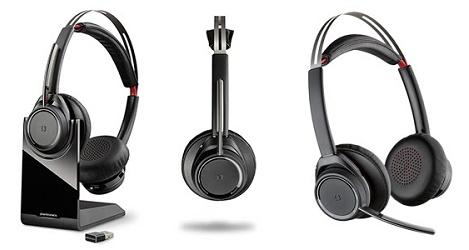 Plantronics Voyager Focus UC B825-M Bluetooth Headset  Focus UC B825 ... 1b18a6fa4da4d