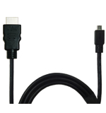 HDMI-A to Micro-HDMI Video Cable