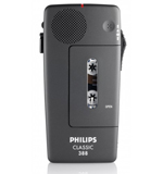 Philips LFH388 Pocket Memo Dictation recorder