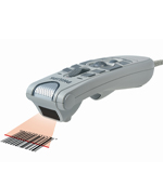 Philips LFH5284 SpeechMike Pro Barcode Scanner Plus - Click Image to Close