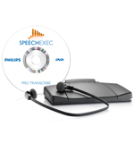 Philips LFH7277 Professional Transcription Set