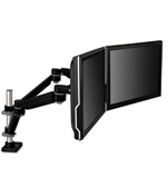 3M MA260MB EZ Adjust Dual Monitor Arm