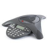 Polycom SoundStation 2EX (expandable, without external mic.) - Click Image to Close