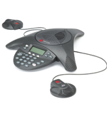 Polycom SoundStation 2EX (expandable, with 2 external mic.)