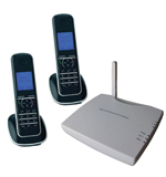 HTT UT-200D Digital Cordless Phone Systems