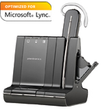Plantronics Savi W745-M 3-in-1 Wireless Headset w/unlimited Talk