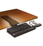 3M AKT180LE Adjustable Keyboard Tray