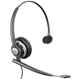 Plantronics EncorePro HW710 Monaural Corded Headset - Click Image to Close